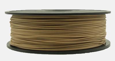 3D Printer Wood Filament Natural 1kg