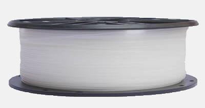 3D Printing Nylon Filament natural